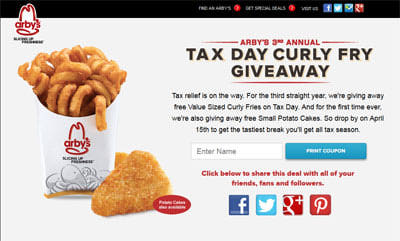 arbys-tax-day-freebies-2013