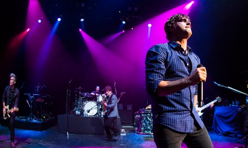 Matchbox Twenty Perform In London