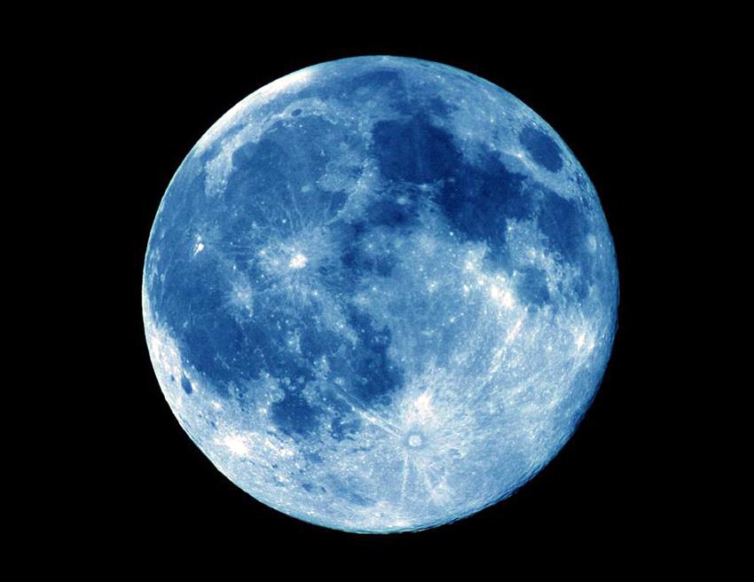 Totally Cool Blue Moon Tonight | Diablo Reporter