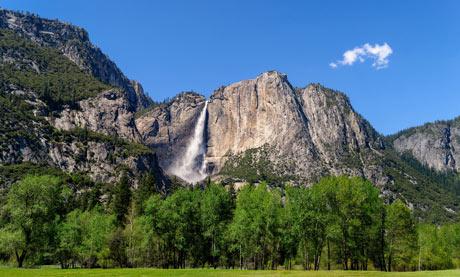 Yosemite Great Falls, US